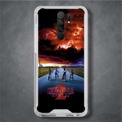 Funda Xiaomi Redmi 9 stranger things 2
