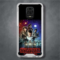 Funda Xiaomi Redmi Note 9 Pro / 9S stranger things