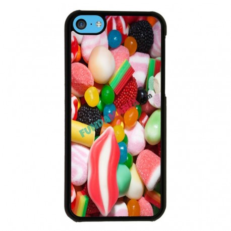 Funda Iphone 5C golosinas
