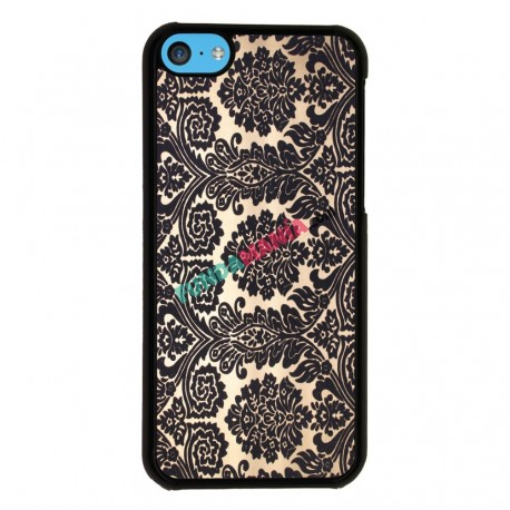 Funda Iphone 5C estampado ornamental
