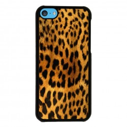 Funda Iphone 5C leopardo
