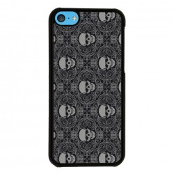 Funda Iphone 5C calaveras