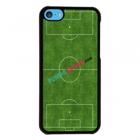Funda Iphone 5C campo de fútbol