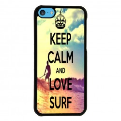 Funda Iphone 5C surf