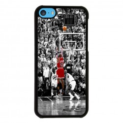Funda Iphone 5C michael jordan