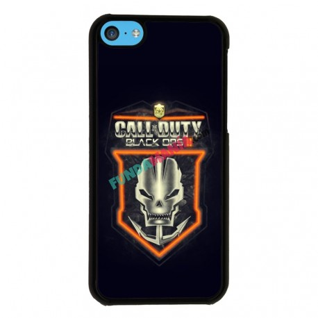 Funda Iphone 5C call of duty black ops 2