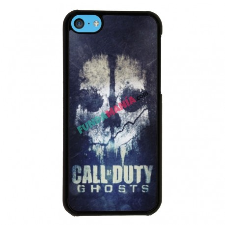 Funda Iphone 5C call of duty ghosts