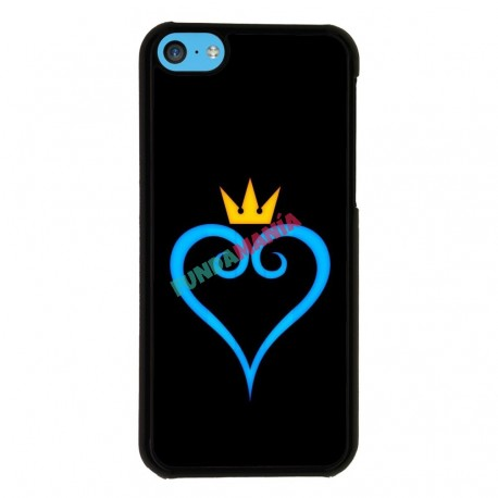 Funda Iphone 5C kingdom hearts corona