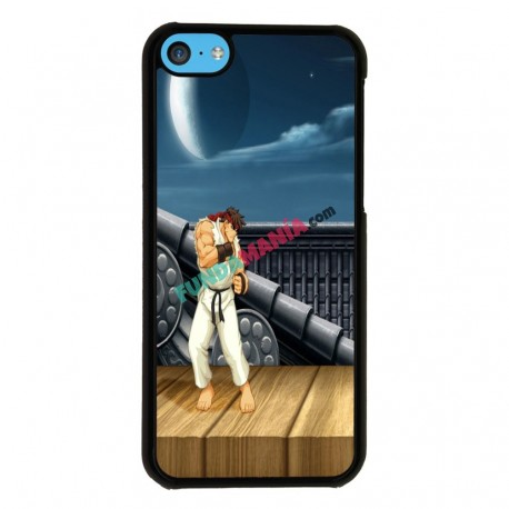 Funda Iphone 5C street fighter ryu