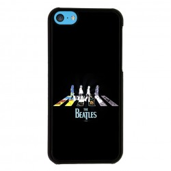 Funda Iphone 5C beatles abbey road