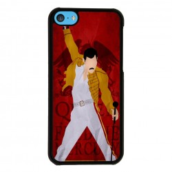 Funda Iphone 5C freddie mercury queen
