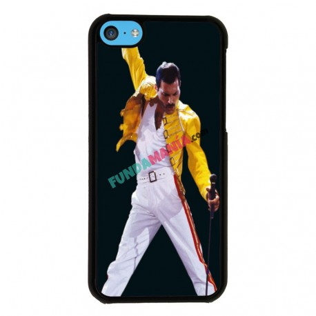 Funda Iphone 5C queen freddie mercury