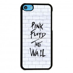 Funda Iphone 5C pink floyd the wall