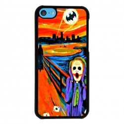 Funda Iphone 5C joker el grito