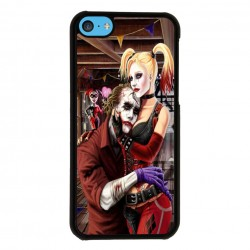 Funda Iphone 5C joker batman