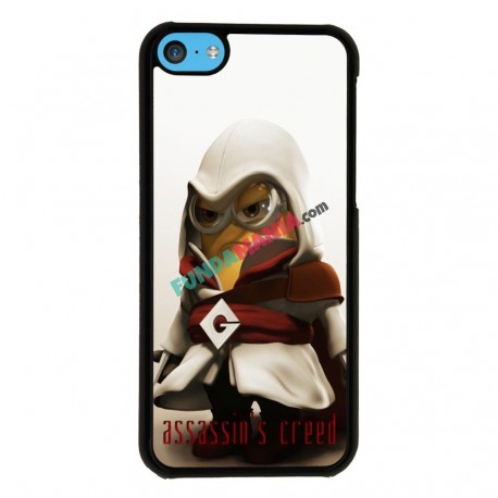 Funda Iphone 5C minions assassins creed