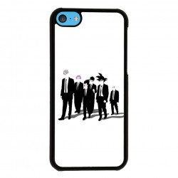 Funda Iphone 5C goku reservoir dogs