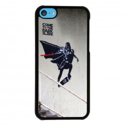 Funda Iphone 5C star wars darkslide