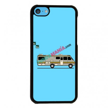 Funda Iphone 5C breaking bad autocaravana