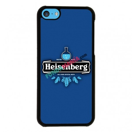 Funda Iphone 5C breaking bad heisenberg