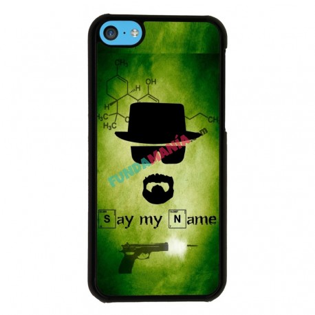 Funda Iphone 5C heisenberg