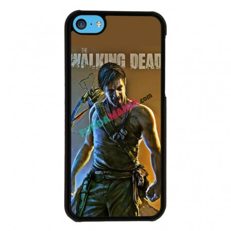 Funda Iphone 5C the walking dead daryl