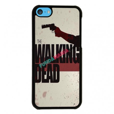 Funda Iphone 5C the walking dead rick