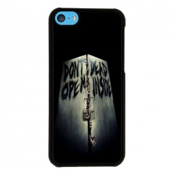 Funda Iphone 5C zombis