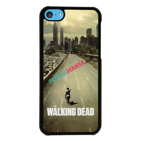 Funda Iphone 5C the walking dead intro