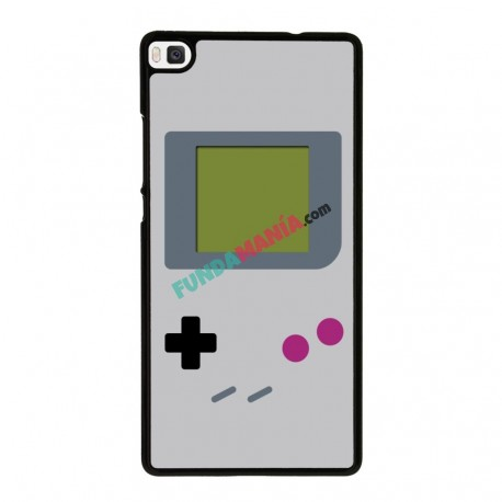 Funda Huawei P8 Lite game boy