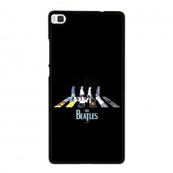 Funda Huawei P8 Lite beatles abbey road