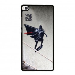Funda Huawei P8 Lite star wars darkslide