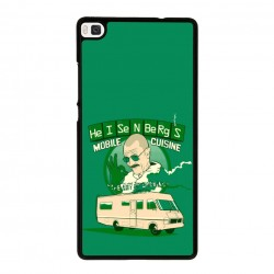 Funda Huawei P8 Lite breaking bad autocaravana