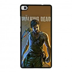 Funda Huawei P8 Lite the walking dead daryl