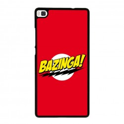 Funda Huawei P8 Lite the big bang theory bazinga