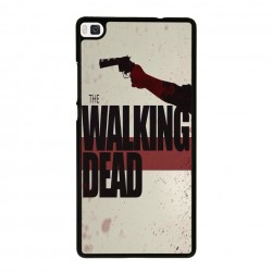 Funda Huawei P8 Lite the walking dead rick