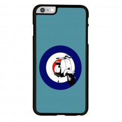 Funda Iphone 6 Iphone 6s vespa azul