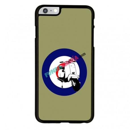 Funda Iphone 6 Iphone 6s vespa verde