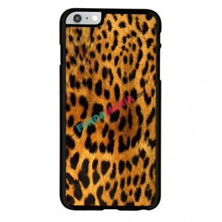 Funda Iphone 6 Iphone 6s piel de leopardo