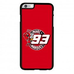 Funda Iphone 6 Iphone 6s marc marquez mascota