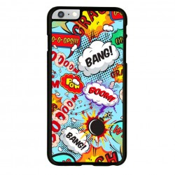 Funda Iphone 6 Iphone 6s onomatopeyas cómic