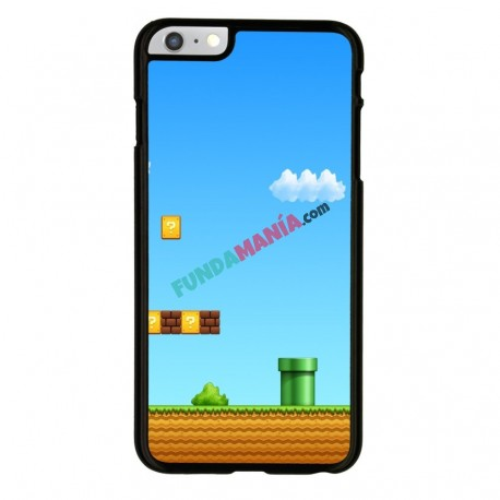Funda Iphone 6 Iphone 6s mario bros