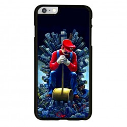 Funda Iphone 6 Iphone 6s mario trono