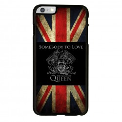 Funda Iphone 6 Iphone 6s queen bandera inglesa