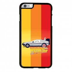 Funda IPhone 6 Iphone 6s regreso al futuro delorean