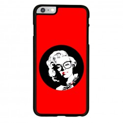 Funda IPhone 6 Iphone 6s marilyn roja
