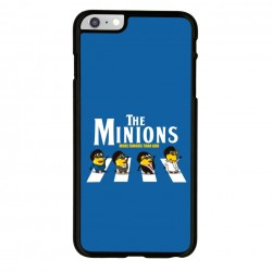 Funda IPhone 6 Iphone 6s minions beatles