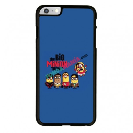 Funda IPhone 6 Iphone 6s minions big bang theory