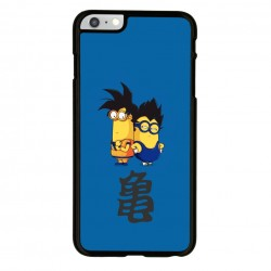 Funda IPhone 6 Iphone 6s minions goku vegeta