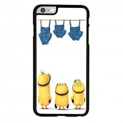 Funda IPhone 6 Iphone 6s minions haciendo colada